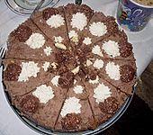 Ferrero Rocher - Torte (Bild)
