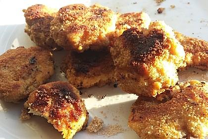 Chicken Nuggets knusprig und zart 1