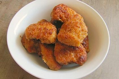 Chicken Nuggets knusprig und zart 11