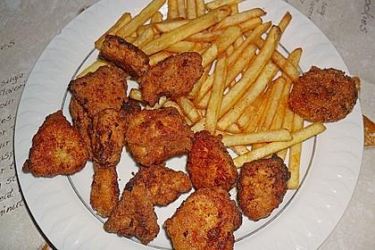 Chicken Nuggets knusprig und zart 3