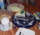 Marzipan - Mohn - Torte (Bild)