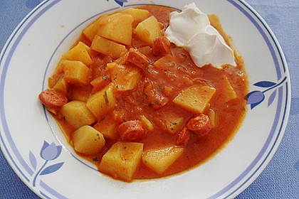 Kartoffelgulasch 11