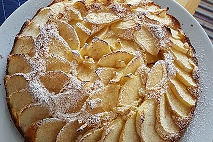 Apfelkuchen schnell und fein 99
