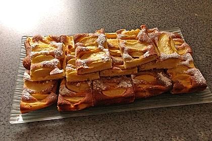 Apfelkuchen schnell und fein 32