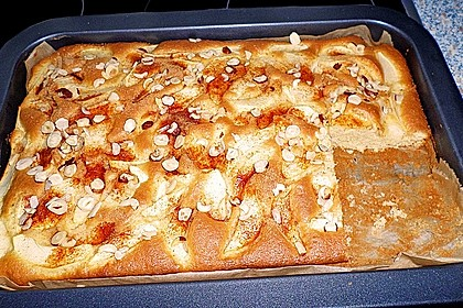 Apfelkuchen schnell und fein 154