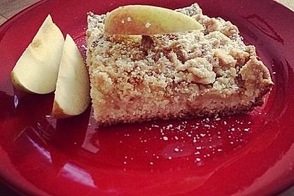 Apfelkuchen schnell und fein 31