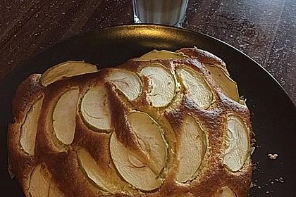 Apfelkuchen schnell und fein 102