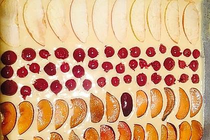 Apfelkuchen schnell und fein 18