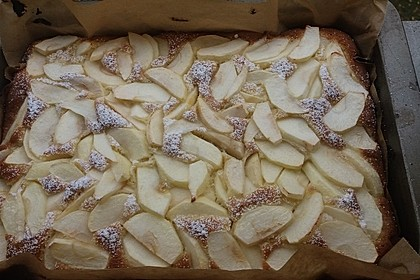 Apfelkuchen schnell und fein 142