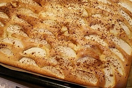 Apfelkuchen schnell und fein 46