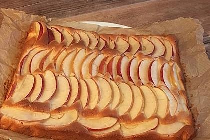 Apfelkuchen schnell und fein 88