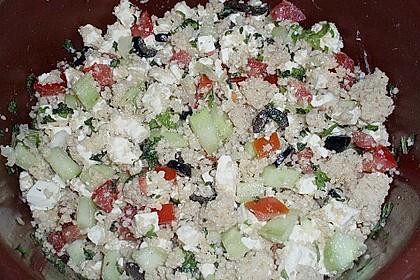 Couscous - Salat 6