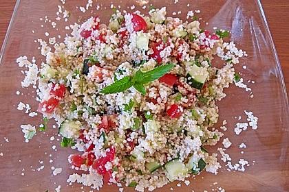 Couscous - Salat 4