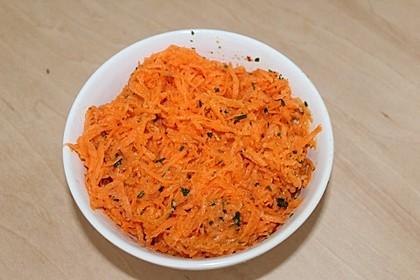 Marokkanischer Karottensalat 2