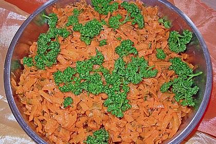 Marokkanischer Karottensalat 6
