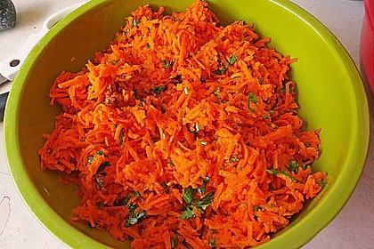 Marokkanischer Karottensalat 1