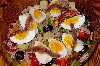 Salat Nicoise 4