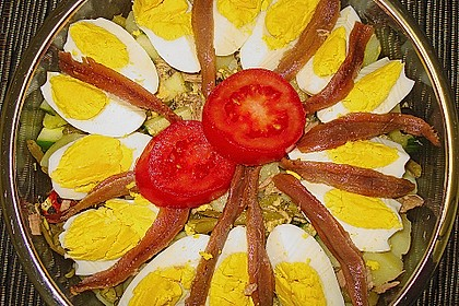 Salat Nicoise 8