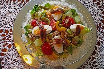 Salat Nicoise 7