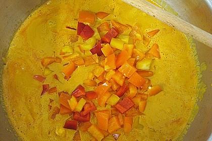 Vegetarisches Gemüsecurry 39