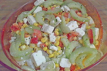 Feta - Maissalat 1