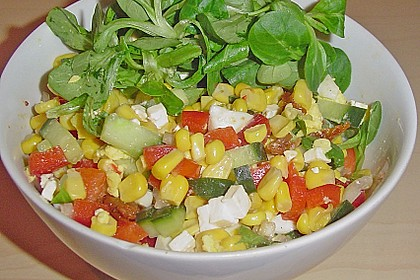 Feta - Maissalat