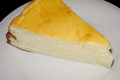 Käsekuchen ohne Boden mit Mascarpone 3