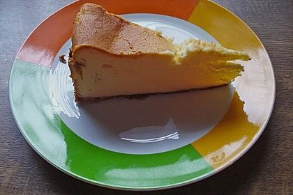 Käsekuchen ohne Boden mit Mascarpone 13