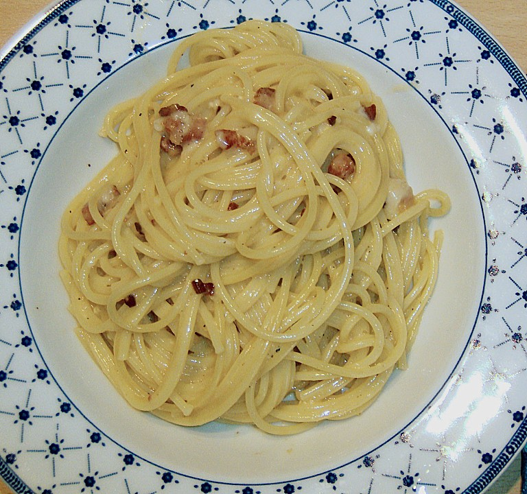 spaghetti with garlic and oil pasta carbonara the silkiest carbonara