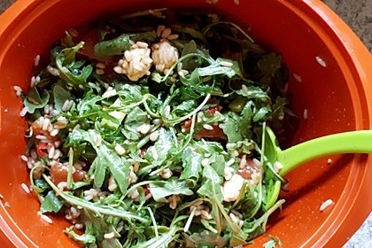 Italienischer Reissalat 14