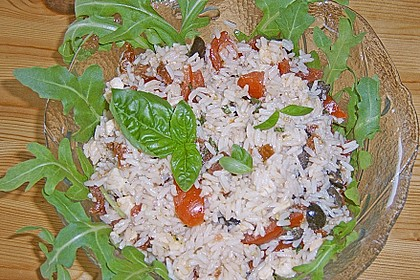 Italienischer Reissalat 18