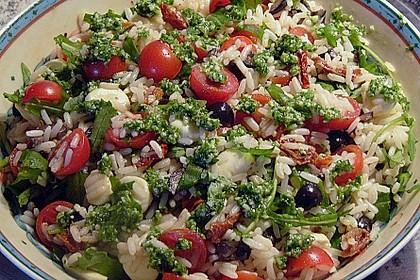 Italienischer Reissalat 3