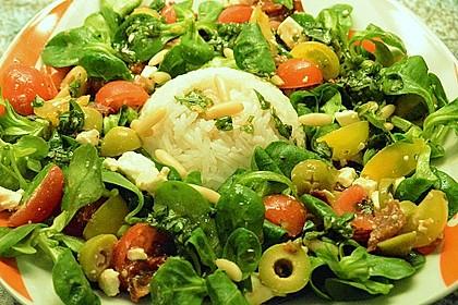 Italienischer Reissalat 7
