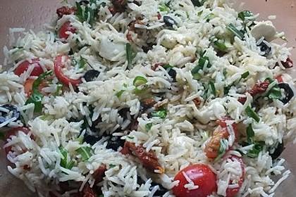Italienischer Reissalat 11