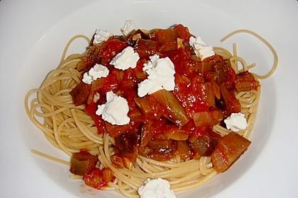 Spaghetti sizilianisch 5