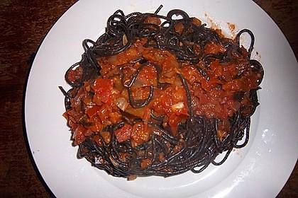 Spaghetti sizilianisch 2