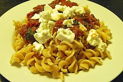 Spaghetti sizilianisch 4