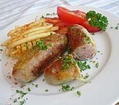 Bratwurst in Panade (Bild)