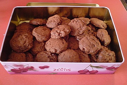 Chewy Chocolate Chip Cookies 60