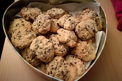 Chewy Chocolate Chip Cookies 18
