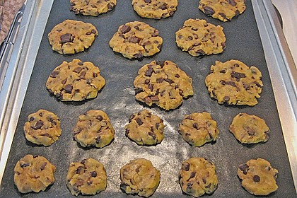 Chewy Chocolate Chip Cookies 61
