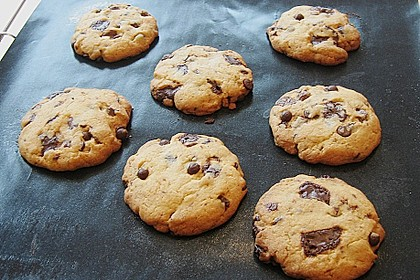 Chewy Chocolate Chip Cookies 32