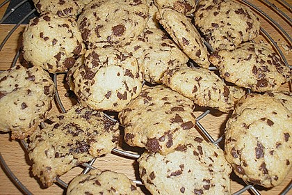 Chewy Chocolate Chip Cookies 25