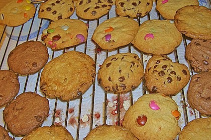 Chewy Chocolate Chip Cookies 51