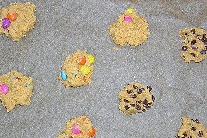 Chewy Chocolate Chip Cookies 71