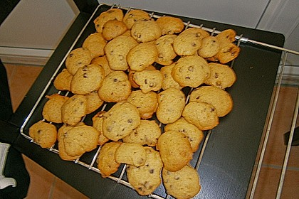 Chewy Chocolate Chip Cookies 55