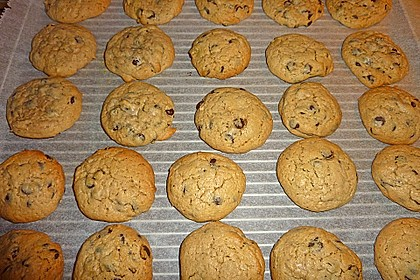 Chewy Chocolate Chip Cookies 37
