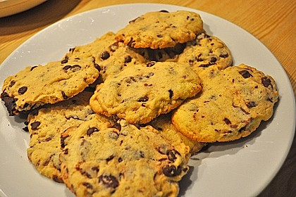 Chewy Chocolate Chip Cookies 33
