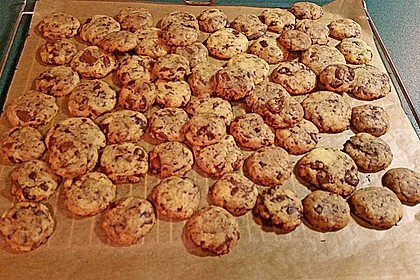 Chewy Chocolate Chip Cookies 46