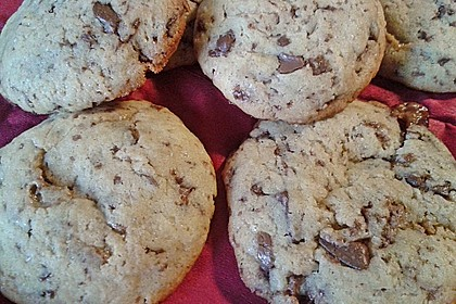 Chewy Chocolate Chip Cookies 14